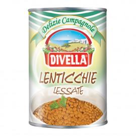 Lenticchie Lessate  400 g