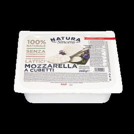Mozzarella Cubetti 2,5kg