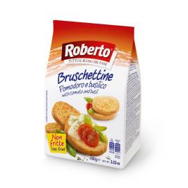Bruschettine Pomodoro e...