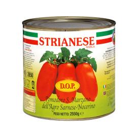 Pomodori pelati D.O.P. 2550g