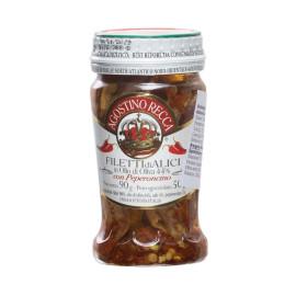 Acciughe con peperoncino 90 g