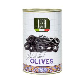 Olive Nere a Rondelle 2,35 kg