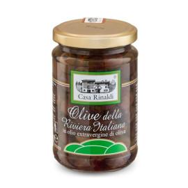 Olive nere denocciolate...