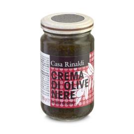 Crema di olive nere in olio...