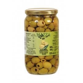 Olive verdi denocciolate 800 g