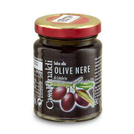 Salsa alle Olive nere di...