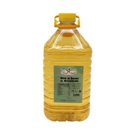 Olio di semi di Arachide 5 l