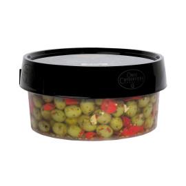 Olive verdi denocciolate...