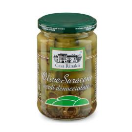 Olive verdi Saracene 300 g