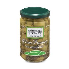 Olive Preziose con mandorle...