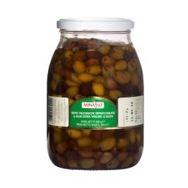Olive nere Taggiasche...