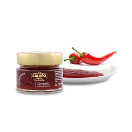 Composta di peperoncino 130 g