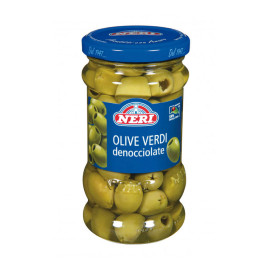Olive Verdi denocciolate 314 g