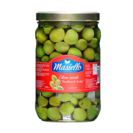 Olive verdi Nocellara in...