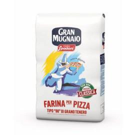Farina per pizza Soia 25 kg