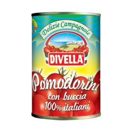 Pomodorini con buccia 400 g