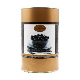 Olive nere intere con...