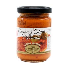Crema di Olive e Peperoni...