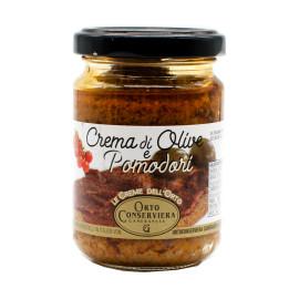 Crema di Olive e Pomodori...