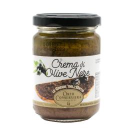 Crema di Olive nere 130 g