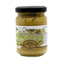 Crema di Olive verdi 130 g